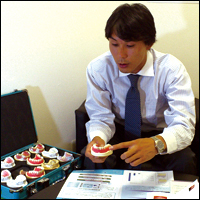 松井 克憲 33歳 千葉県出身・エリアマネージャー